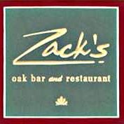 Zacks Oak Bar & Restaurant
